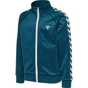 HMLKICK ZIP JACKET, MAJOLICA BLUE