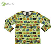 T-SHIRT L/S, COOL CATS