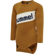 HMLCLEMENT BODY L/S, PUMPKIN SPICE