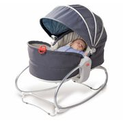 Tiny Love Cozy Rocker Napper Keinu/Sitteri, Harmaa