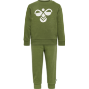 hmlARIN CREWSUIT, GREEN