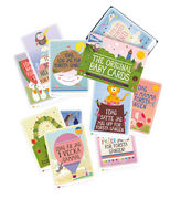 Milestone The Original Baby Cards - SWE