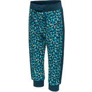 hmlERNESTO PANTS, MAJOLICA BLUE