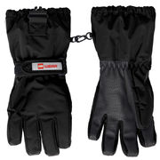 LWALFRED 703 - GLOVES W/MEM, Black
