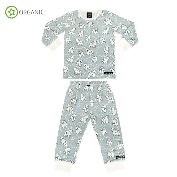PYJAMAS SET, POLAR BEAR CEMENT