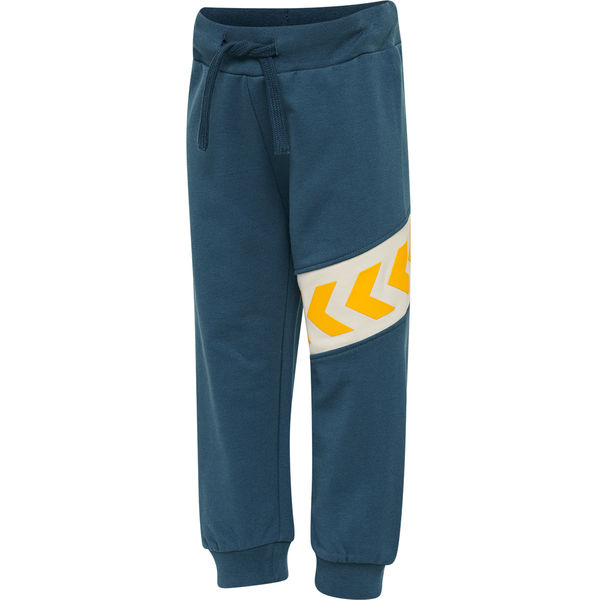 hmlCLEMENT PANTS, MAJOLICA BLUE