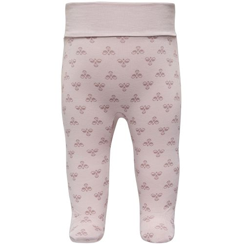 HMLBABY Bee Pants, burnished lilac