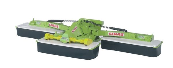 Bruder Claas Disco 8550 PC Plus perhosniittokone 1:16 3,5 x 6,5 x 5,2 cm