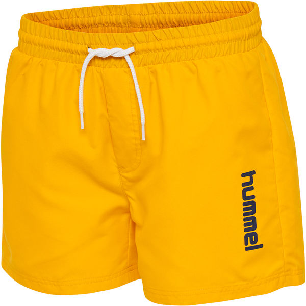 UIMASHORTSIT hmlBONDI BOARD SHORTS, GOLDEN ROD