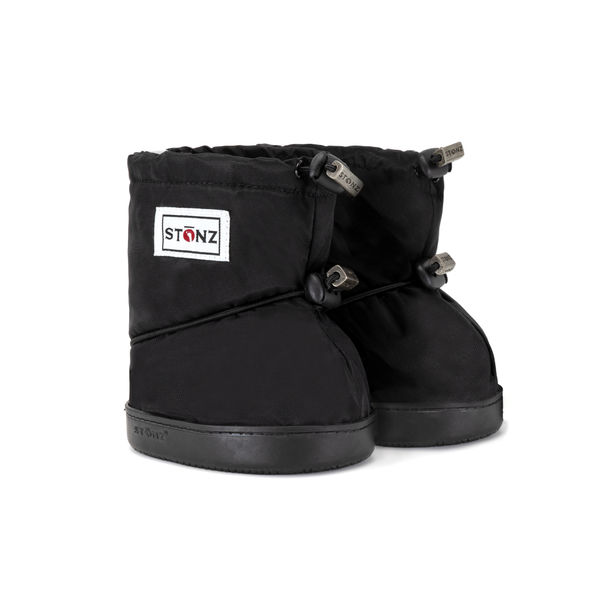 Stonz Booties, Black