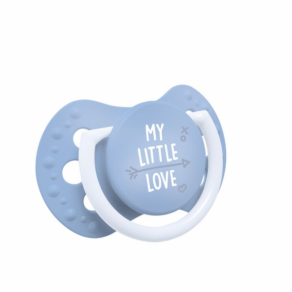 Lovi MINI huvitutti 0-2kk My Little Love 2kpl/pkt, sininen