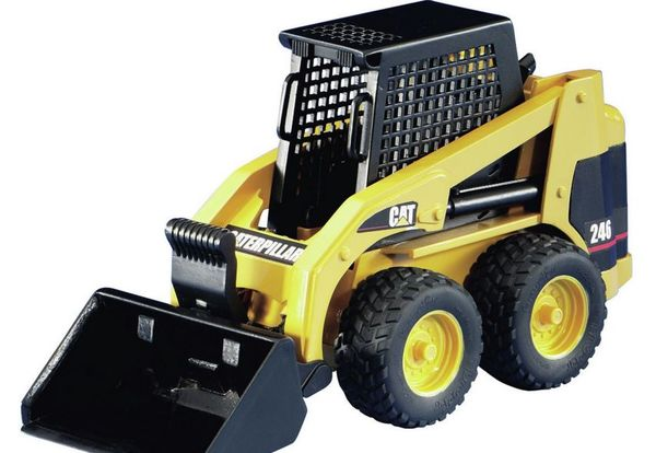 Bruder Caterpillar 246 bobcat 1:16